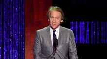Stan Lee fans slam Bill Maher for saying comic books played a part in the dumbing down of America: 'You had no problem taking that check' for 'Iron Man 3'