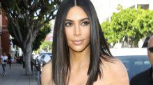 Kim Kardashian cambia de look