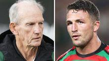 Wayne Bennett breaks silence over Sam Burgess allegations