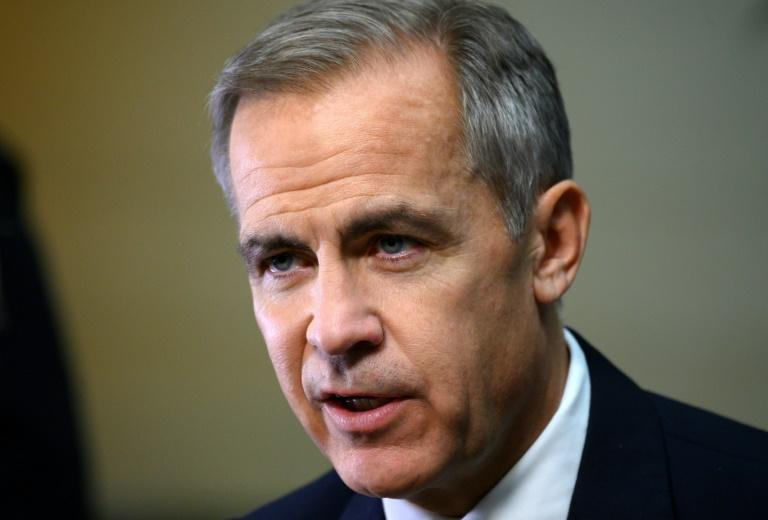 Bank of England governor Mark Carney says there will be 'no bonfire of financial regulation' after Brexit (AFP Photo/Andrew CABALLERO-REYNOLDS)