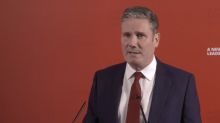 'A day of shame for Labour': Keir Starmer apologises after damning anti-Semitism report