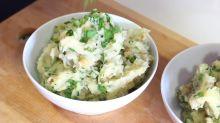 La receta del puré de patata de Juan Llorca se hace viral en Instagram
