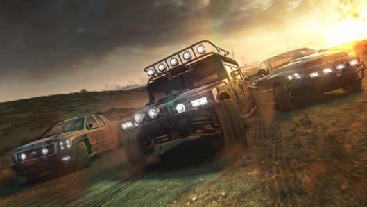 The Crew dev blog talks Raid, Circuit, and Perf spec cars