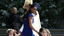Jessica Mulroney had her own Pippa Middleton moment at the royal wedding
