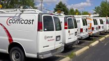 Comcast Stock Gains On Upbeat 2020 View While Verizon And AT&T Slip