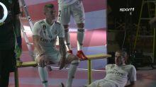 Newsflash: Cristiano Ronaldo hat Corona - Superstar will spielen