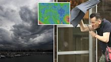 Wet weather and wild conditions to continue across eastern states