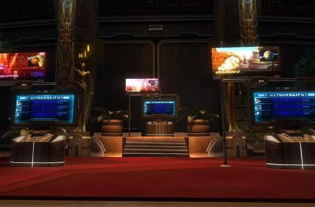 SWTOR's housing, decor acquisition explained
