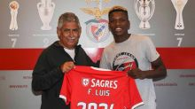 Fulham aumenta proposta para ter Florentino Luís, do Benfica