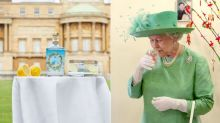 Buckingham Palace Selling Homemade Gin To Make Up For Pandemic Losses