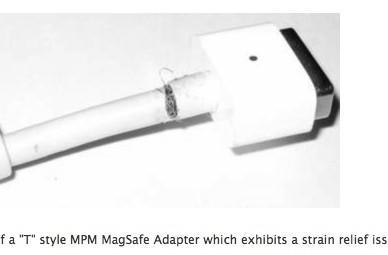 Apple reaches settlement in MagSafe class action suit, dodges fireball
