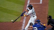 Marmolejo's RBI single in 8th lifts Mariners over Rangers