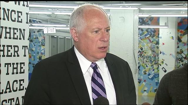 RAW: Quinn `confident` pension reform will happen this year