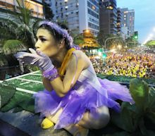 Brazil's Carnival 2017: A week-long celebration of parades and street parties