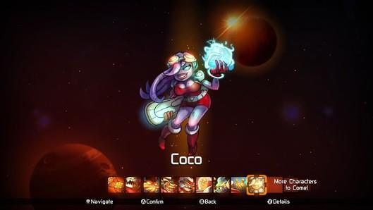 Awesomenauts XBLA update is live, adds Derpl and Coco