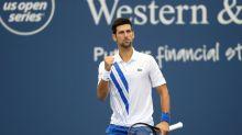 Djokovic vence Raonic e conquista torneio de Cincinnati