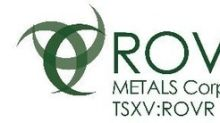 Rover Metals Corp. announces results of first phase of its fall-2018 exploration program