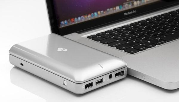 mLogic mDock extends your MacBook ports, steals your Thunder(bolt)