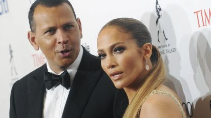 It's over: A-Rod and J. Lo announce breakup