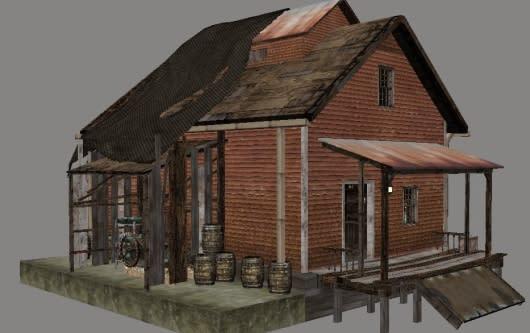 Fallen Earth gives a sneak peek at its player-built town
