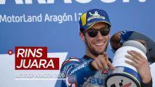 VIDEO MotoGP Aragon 2020: Alex Rins Juara, Fabio Quartararo Terpuruk