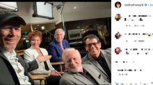 Happy Days, Ron Howard è di nuovo Richie: reunion su Instagram