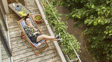 So machst du deinen Balkon trotz geschlossener Baumärkte optisch fit für den Frühling