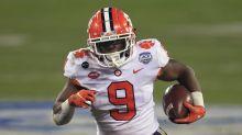 2021 NFL draft: Clemson's Travis Etienne will add explosiveness to a backfield