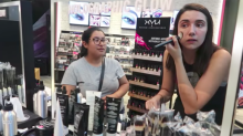 YouTuber Who Let Strangers Pick Out Her Outfit Tried the Challenge With Makeup