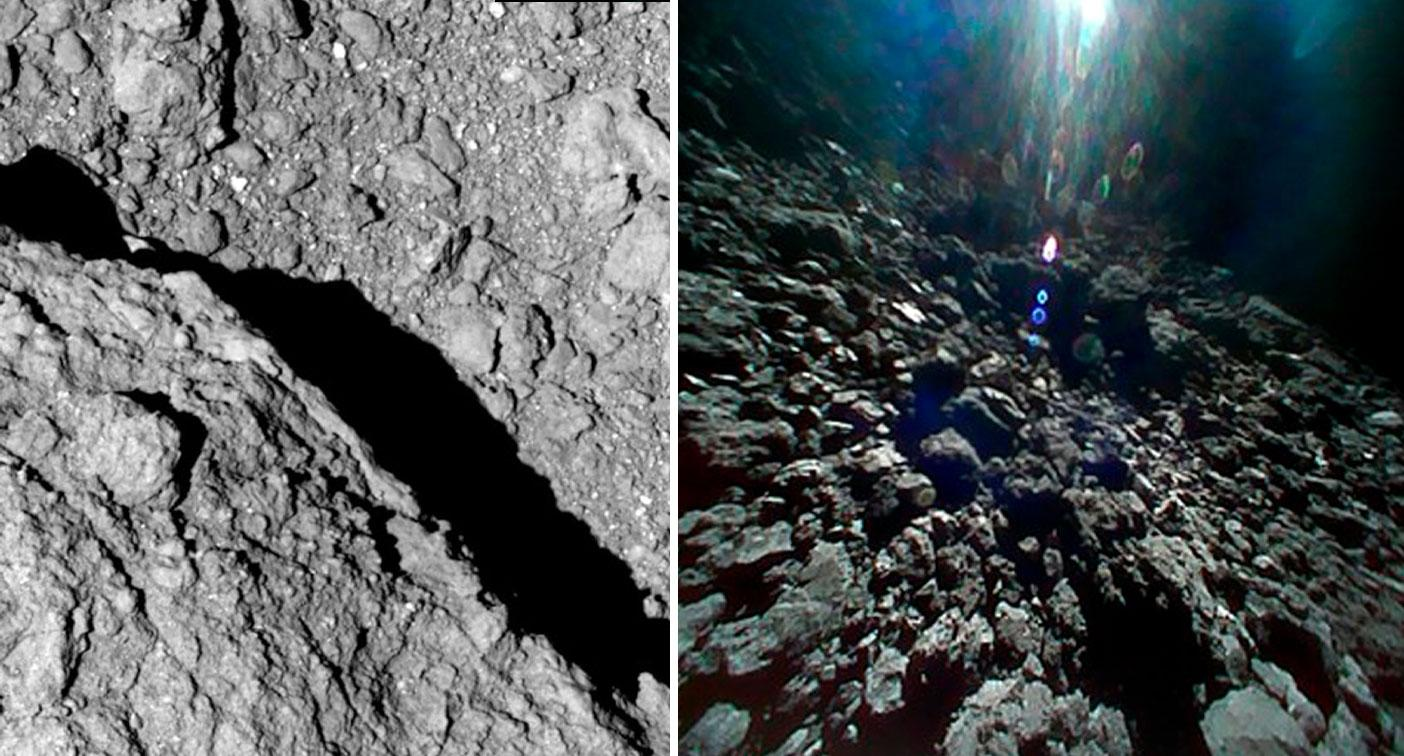 Why these asteroid photos are baffling scientists