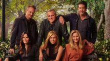 'Friends' cast details 'emotional' reunion: 'We just started crying'
