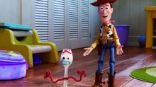'Toy Story 4' breaks UK record for its opening weekend