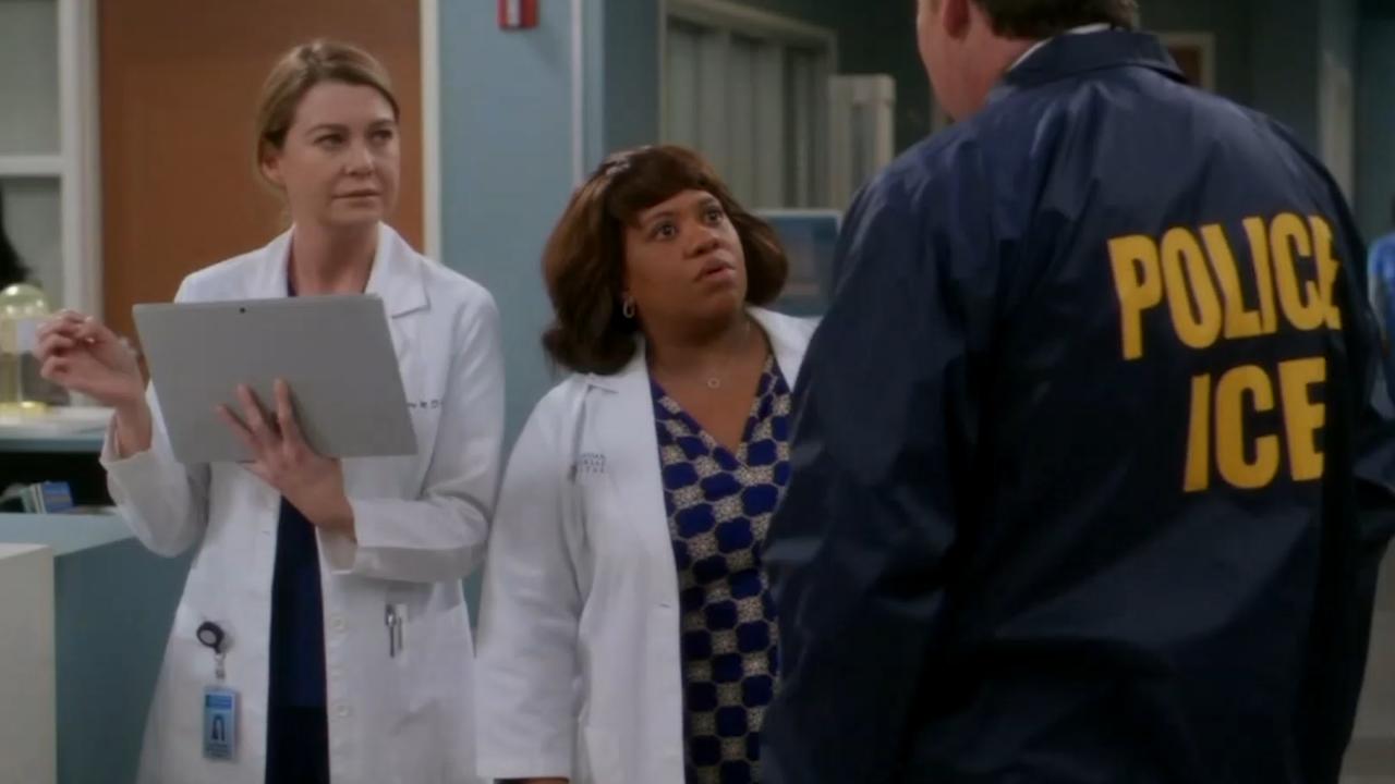 Greys Anatomy Dr Bello Deportation Daca Themed Episode Video