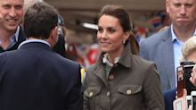 Kate Middleton Put a Regal Spin on a Jacket, Skinny Jeans, and Boots for Her and Prince William's Cumbria Visit
