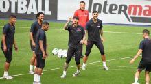 Foot - Coupe - PSG - Composition du PSG: Thiago Silva, Mitchel Bakker et Leandro Paredes titulaires contre Saint-Étienne