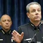 "LAPD Chief Michel Moore Says George Floyd's Death Is On Looters' Hands ""As Much As"" Officers', Then Says He Misspoke"