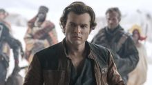 "Solo: A Star Wars Story movie review "" More of an amusement park ride than immersive storytelling"