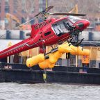 FAA Grounds Helicopter Flights Like One That Crashed in New York