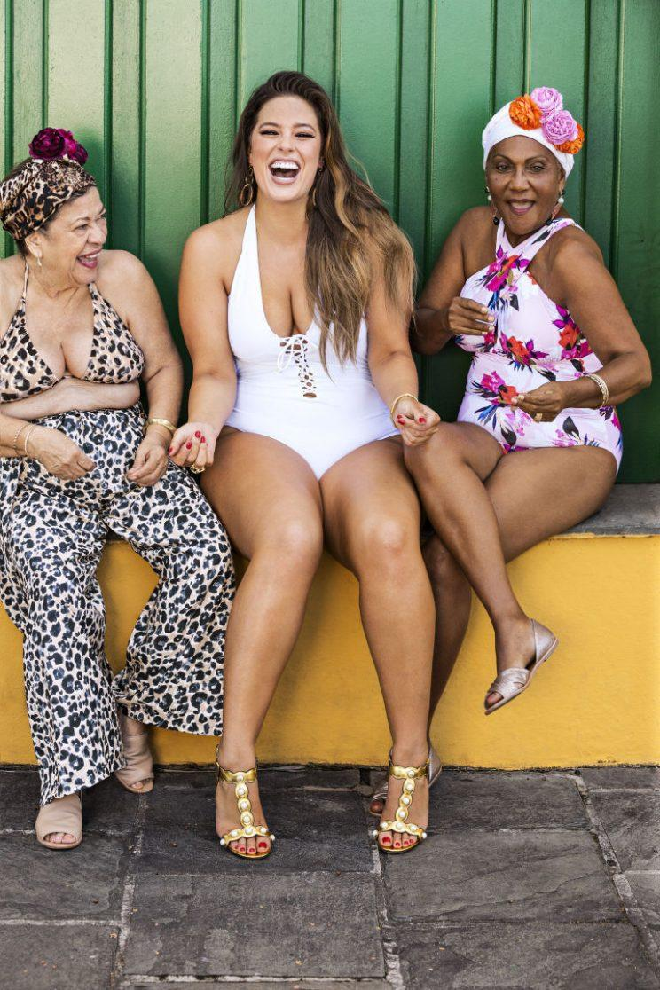 f92fe855c Ashley Graham Brings Diversity to the Sports Illustrated Swimsuit Issue