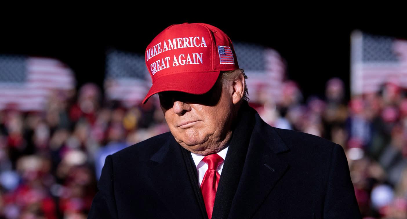 'Very dangerous': Fears over Trump's 'unprecedented' election night threat