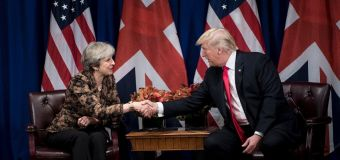 President Trump will make first visit to Britain in July