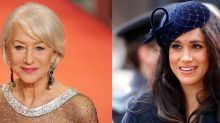 Helen Mirren says Meghan Markle 'was a fantastic addition to the royal family'