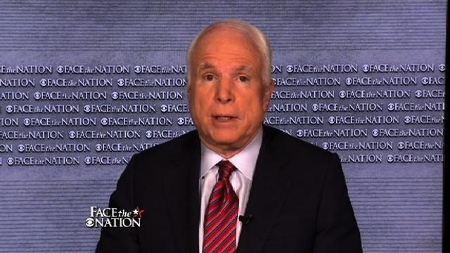 McCain: Assad has the upper hand in Syria