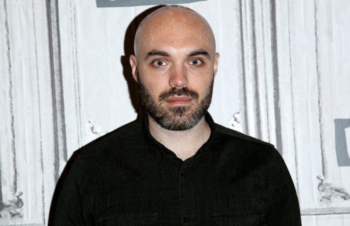 """David Lowery visits Build to discuss the new film """"A Ghost Story"""" at Build Studio on July 7, 2017 in New York City. (Photo: Steve Mack/FilmMagic)"""