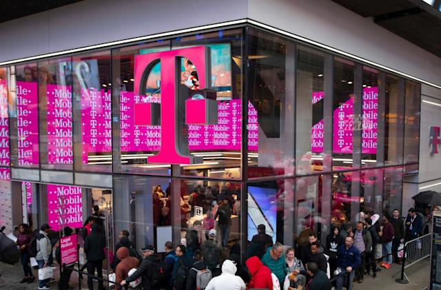 The Morning After: T-Mobile's twelve-hour Monday outage