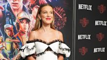 Millie Bobby Brown: radiante pin-up en el Stranger Things Day
