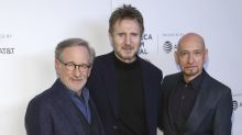 'Schindler's List' at 25: Steven Spielberg remembers weekly calls with Robin Williams along with Ben Kingsley bar fights