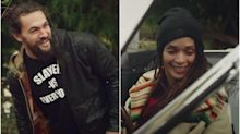 Jason Momoa surprised his wife, Lisa Bonet, by fully restoring her 1965 Mustang, the first car she ever bought