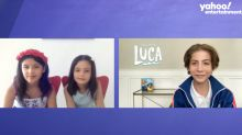 Kid reporters grill 'Luca' star Jacob Tremblay on speaking Canadian, collecting paychecks and playing a sea monster