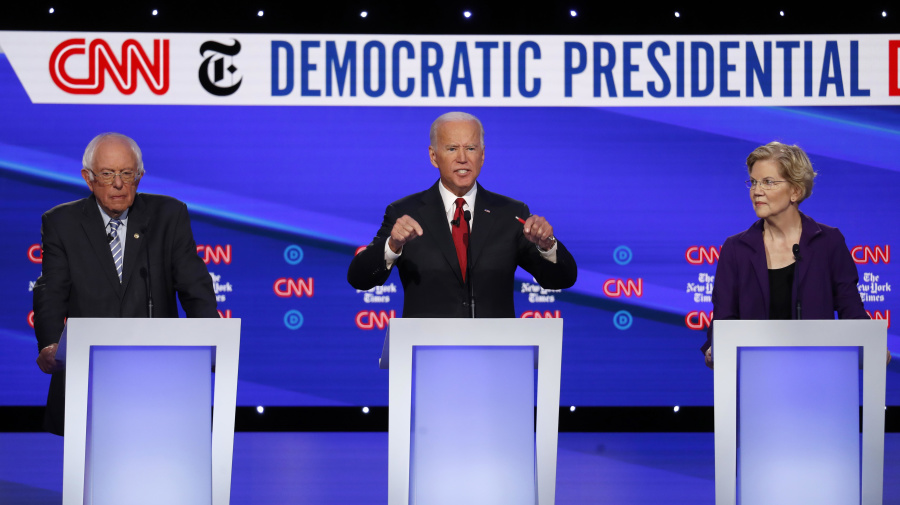 5 takeaways from the 4th Democratic debate